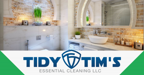 Tidy Tim's Cleaning Company