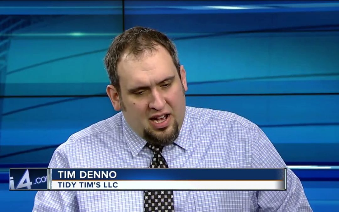 Time for Spring Cleaning! Interview with Tim Deno on TODAY'S TMJ4